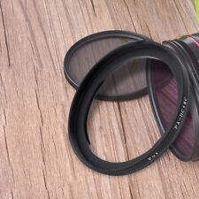 FA-DC58C Ultra Slim 58mm Lente Filtro Adaptador Anillo negro para Canon PowerShot G1X