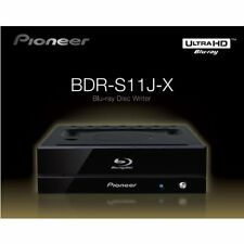 Premium Model Pioneer BDR-S11J-X Ultra HD 4K Blu-ray Burner BD Internal Drive