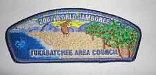 Tukabatchee Area Council 2007 World Scout Jamboree JSP - Alibamu Lodge 179