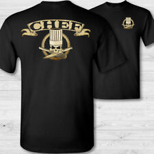 Chef crossbones t-shirt, chefs skull tee shirt cook pastry sous chef badge shirt