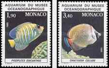 Timbres Poissons Monaco 1541/2 ** lot 18988