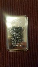 New ListingRcm 10 oz Silver Bullion Bar in Capsule - Royal Canadian Mint .9999 Fine