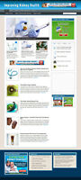 KIDNEY HEALTH ADVICE BLOG AND WEBSITE WITH AFFILIATES + BANNERS & DOMAIN