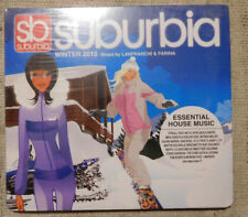 Suburbia Winter 2012 mixed by Lanfranchi & Farina SIGILLATO - CD House music
