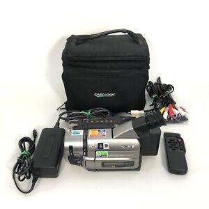 Sony Handycam CCD-TRV75 Analog Camcorder - Record Hi8 Video8 Video Camera