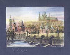 tableau Prague