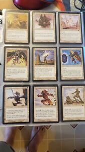 Mtg Magic the Gathering Legions Complete set 145/145 Phage Akroma Muse Sliver ++