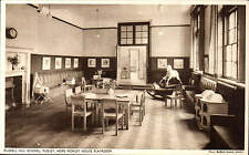 Purley. Russell Hill School. Hope Morley House Playroom by Bedford Lemere.