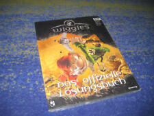 Wiggles Herrscher über die Gartenzwerge PC Lösungsbuch NEU und verschweisst