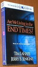 Are We Living in the End Times?  Tim LaHaye/Jerry B. Jenkins - New Audiobook