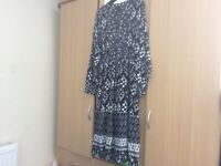 Stunning Marks and Spencer Collection dress  special occassion dress size 16.