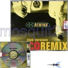 "VASCO ROSSI ""REWIND CLUB VERSIONS"" RARO CDsingolo 1999 - MOLELLA DJ DADO"