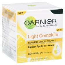 GARNIER LIGHT COMPLETE FAIRNESS SERUM CREAM 45 GM *2 PCS PACK* FREE SHIPPING