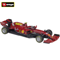 Bburago 1:43 F1 Ferrari 2020 SF1000 Tuscan GP  #16 C.Leclerc Diecast Car Model