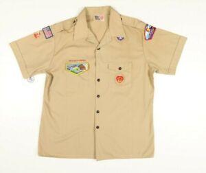 Camicia Official Men's Shirt Tg: XL Usato (Cod.EBAY117) Boy Scaut of America