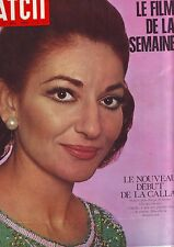 Paris Match 1045 callas - Pompidou