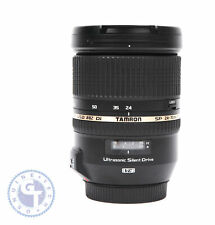 Tamron SP 24-70mm f/2.8 DI VC USD Lens for Canon EF