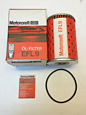 Ford Anglia 105E / 123E Oil Filter Long (Motorcraft) EFL 9 Cortina / Corsair