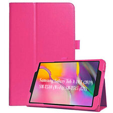 """Leather Tablet Stand Flip Cover Case FOR Samsung Galaxy Tab A 10.1"""" T510/T580"""