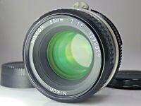 [Near Mint!] Nikon NIKKOR 50mm f/1.8 Ai Prime MF Standard Lens from Japan JP SLR