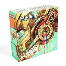"NEW Mass Effect N7 Tagged Game 1000 Piece Puzzle 18"" x 24"" BioWare EA NIB"