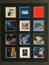 """Dire Straits Discography LP Picture 14"""" By 11"""" Free Postage"""