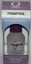 ORLY PRIMETIME Chip Preventing Primer For Nails .6 oz NIB