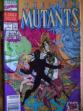 The New Mutants SUMMER SPECIAL n°1 1990 ed. Marvel Comics  [G.141]