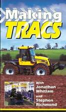 DVD Making Tracs By Jonathan Whitlam & Stephen Richmond