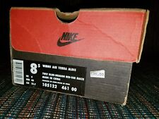 Nike Wmns Air Terra Albis Sz Us 8.5 Uk 6 Eur 40 Og Ds Acg Vtg Nib Nos 98 Men's 7