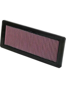 K&N Panel Air Filter [ref R… A1768] FOR CITROEN C4 PICASSO 1.6L L4 F/I (33-2936)