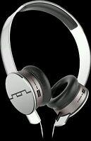 SOL REPUBLIC TRACKS HD V10 ON EAR HEADPHONES (WHITE)