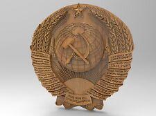 3d STL Model CNC A060 (USSR) Router Engraver Carving Machine Relief Artcam