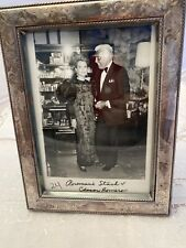 """New listing Sterling Silver Signed 925 Jr Antique Frame Cesar Romero 5 x 7 6.5"""" x 8.5"""