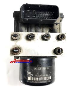 Peugeot 206 ABS Block 10020401944 Steuergerät 10094811053 Ate
