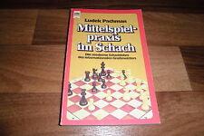 Pachman -- MITTELSPIELPRAXIS im SCHACH // moderne Schachlehre des Großmeisters
