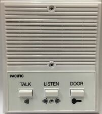 Pacific Apartment Intercom Station 3406 universal replacement  5/6 wired system