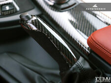 AUTOTECKNIC ALCANTARA CARBON FIBER E-BRAKE HANDLE - BMW F22 F23 228I 230I M235I