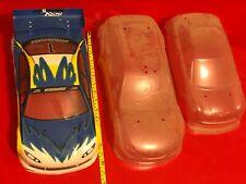 3 RC 1/10 BODY SHELL ANSMANN RACING EXTREME SERIES +BLANK BMW MINI & SUBARU MX