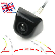 Car Intelligent Dynamic Trajectory Tracks Parking Line Rear View Camera Reverse