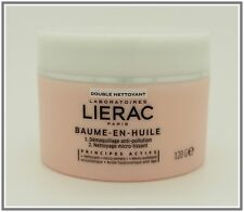 LIERAC Double Cleansing Oil Balm 120g