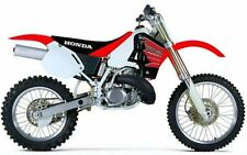 Graphic Vector Template Honda CR500R 1991-2001