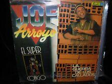 JOE ARROYO la guerra de los callados ( world music ) colombia