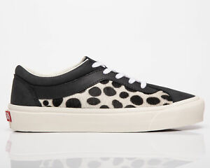Vans Bold Ni Unisex Men's Women's Black White Athletic Lifestyle Sneakers Shoes