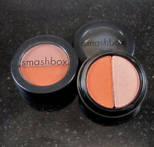 Smashbox  DUO TONE  EYE SHADOW  duo Orange COPPER / Pink   LOT of TWO