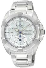 Seiko Velatura Chronograph Mens Watch SNDZ19