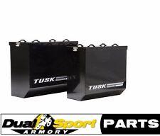 Tusk Pannier Black, Kawasaki KLR 650, 2008-2015, Dual Sport,ADV-Medium
