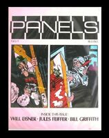 PANELS MAGAZINE # 1 1979 WILL EISNER, JULES FEIFFER, BILL GRIFFITH, ZIPPY COMIC