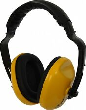 UCI EP106  Deluxe Comfort Ear Muff Defender Noise Protection YELLOW