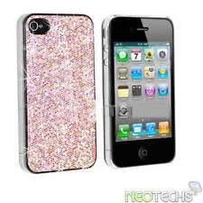 Étuis, housses et coques rose brillant iPhone 4 pour téléphone mobile et assistant personnel (PDA)